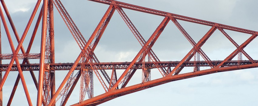 forth bridge structure